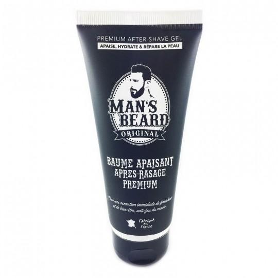 Baume apaisant après rasage premium