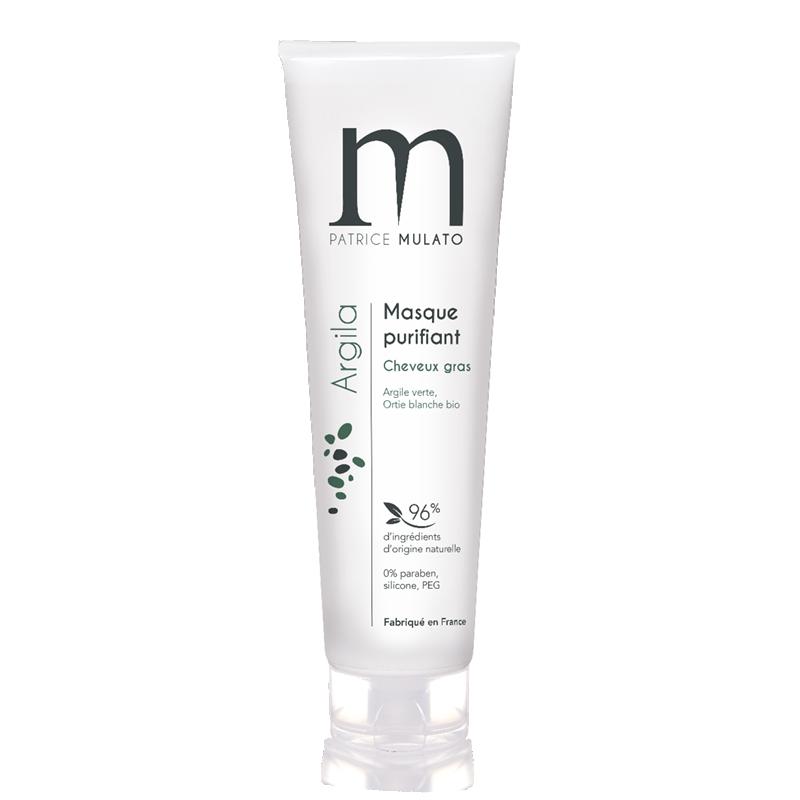 Masque purifiant Argila Patrice Mulato