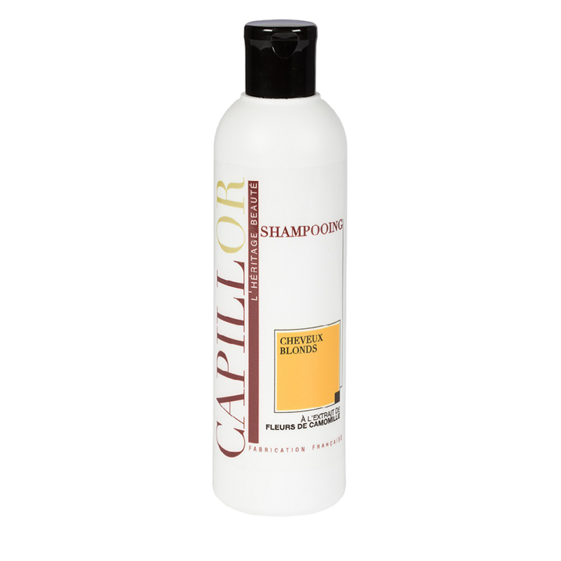 Shampoing cheveux blonds Capillor