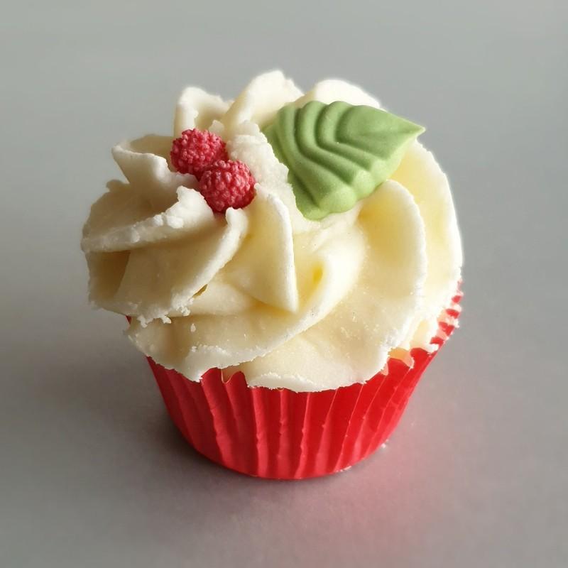 Mini-cupcake fondant Savonnerie de Bormes
