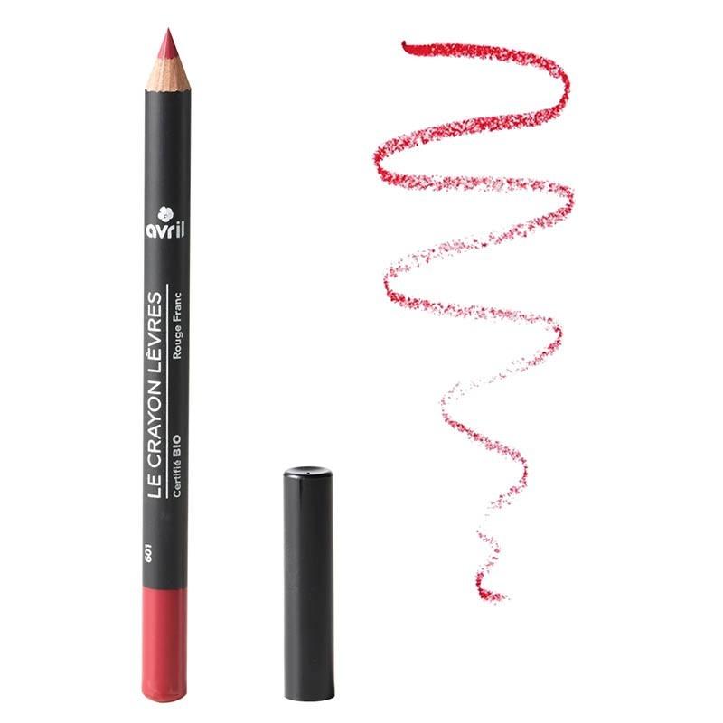 Crayons contour des lèvres Avril