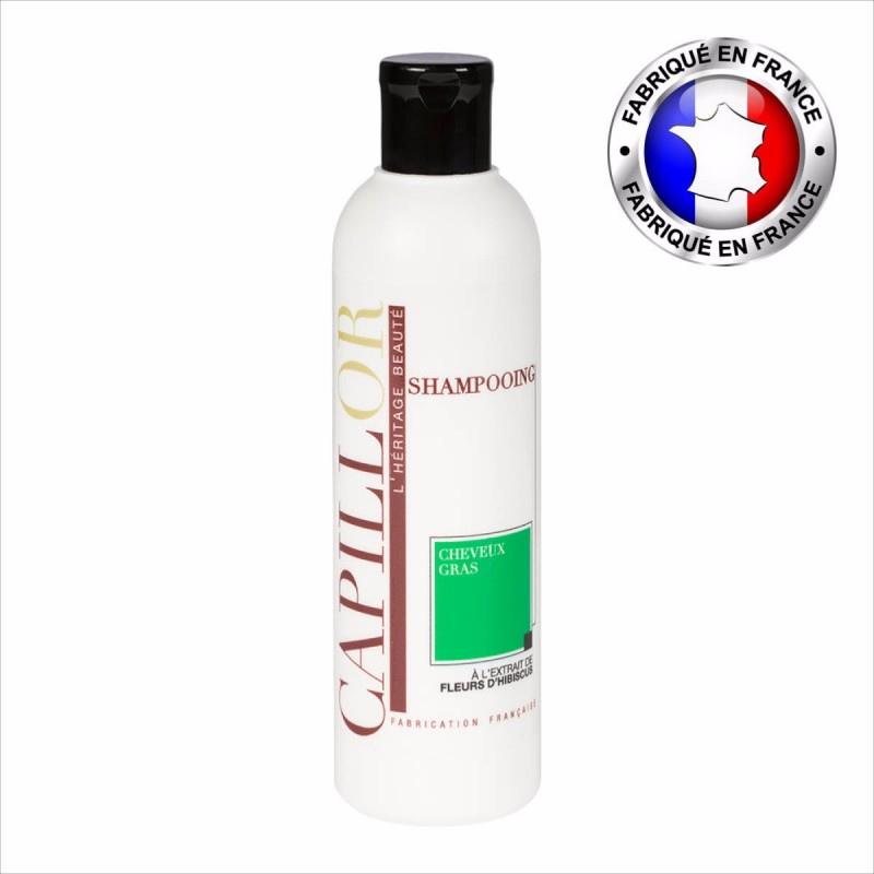 Shampoing Cheveux gras Capillor