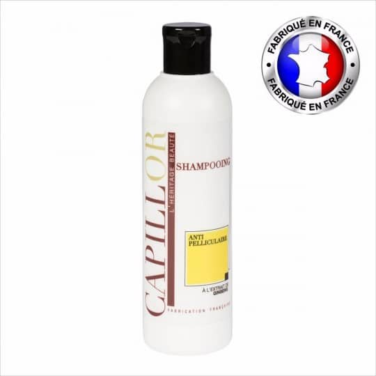 Shampoing antipelliculaire Capillor
