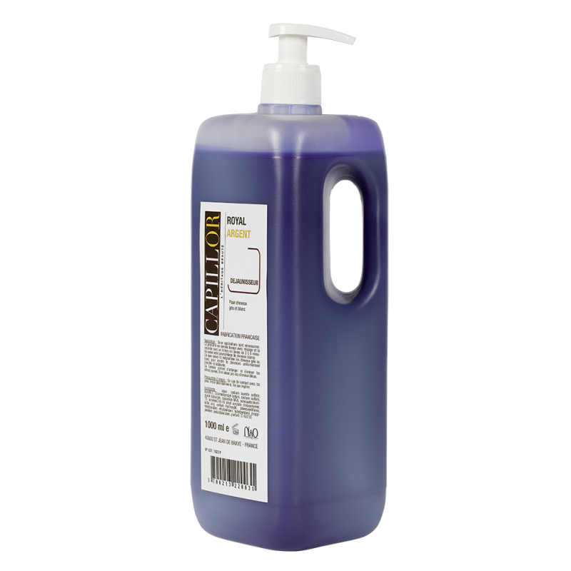 Shampoing Royal Argent Capillor