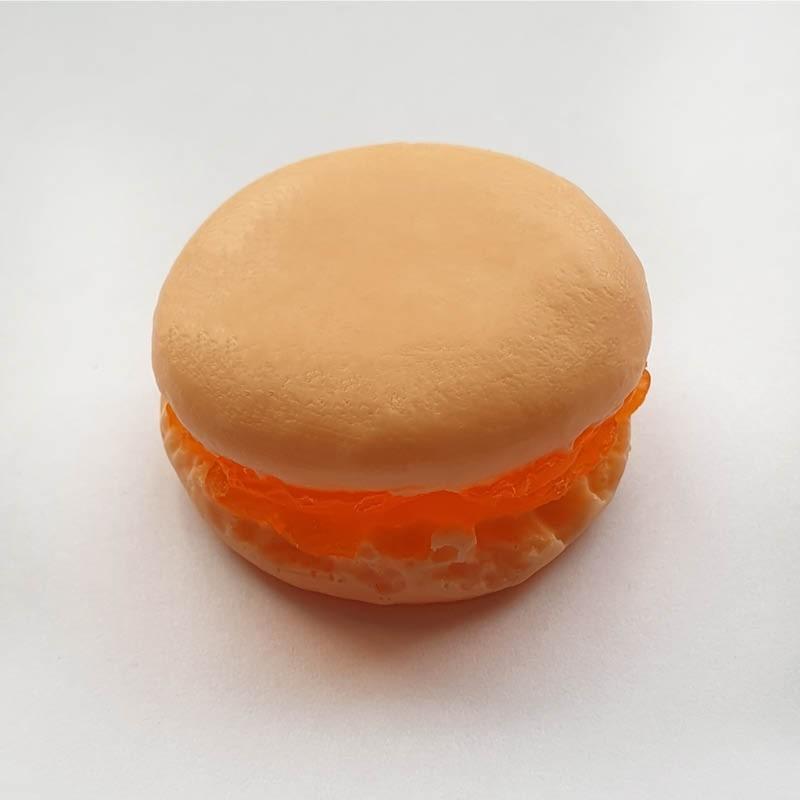 Savons macarons fourrés Savonnerie de Bormes