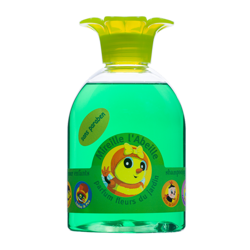 Shampoing gel douche Mireille L'Abeille Capillor