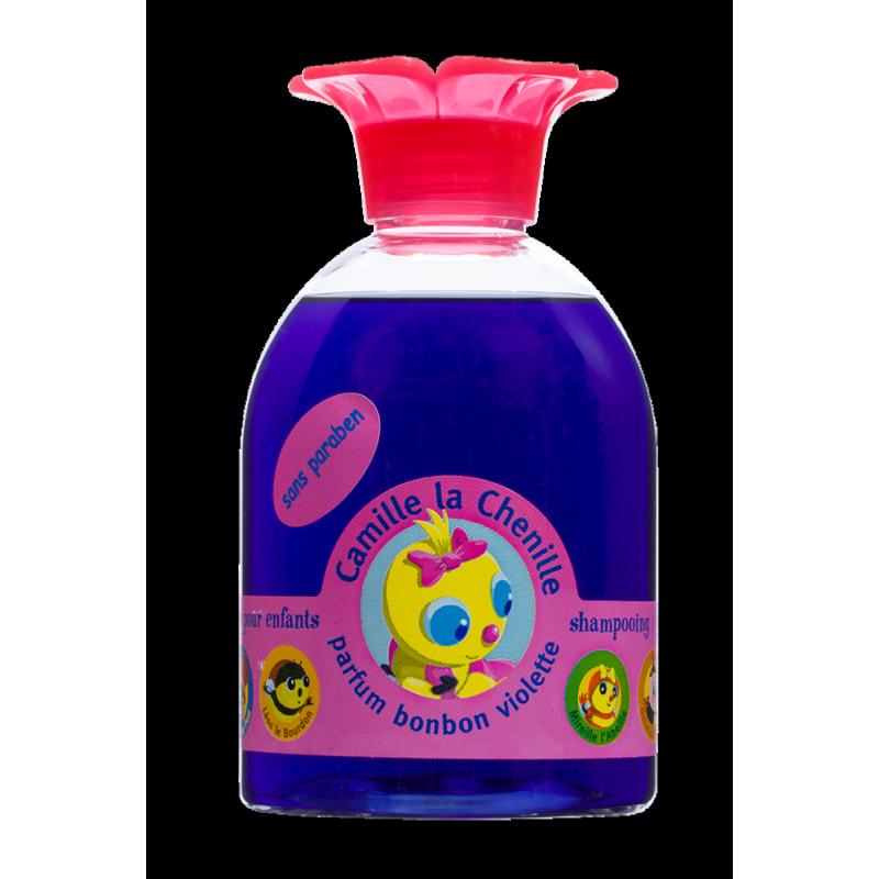 Shampoing gel douche Camille la chenille Capillor
