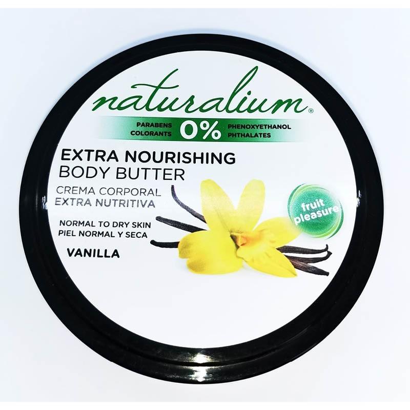 Crème corps Naturalium Naturalium